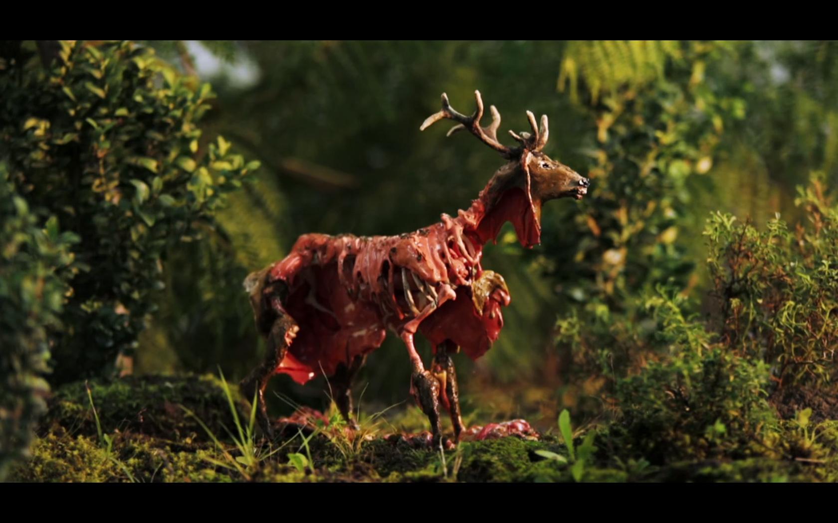 O caçador – Cul. Pa