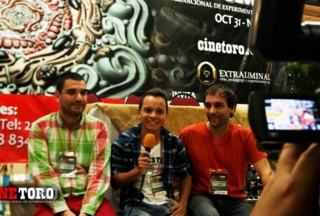 Entrevista a Francisco Brives y Néstor Prieto
